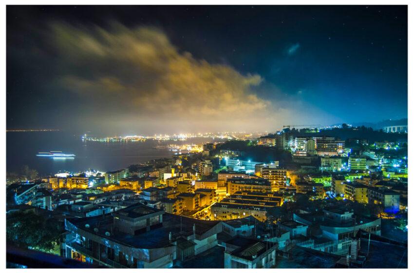 Messina notturna