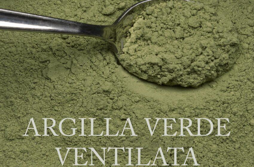 Argilla verde ventilata