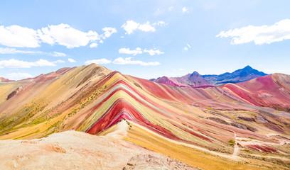 Vinicunca – un arcobaleno fra le Ande