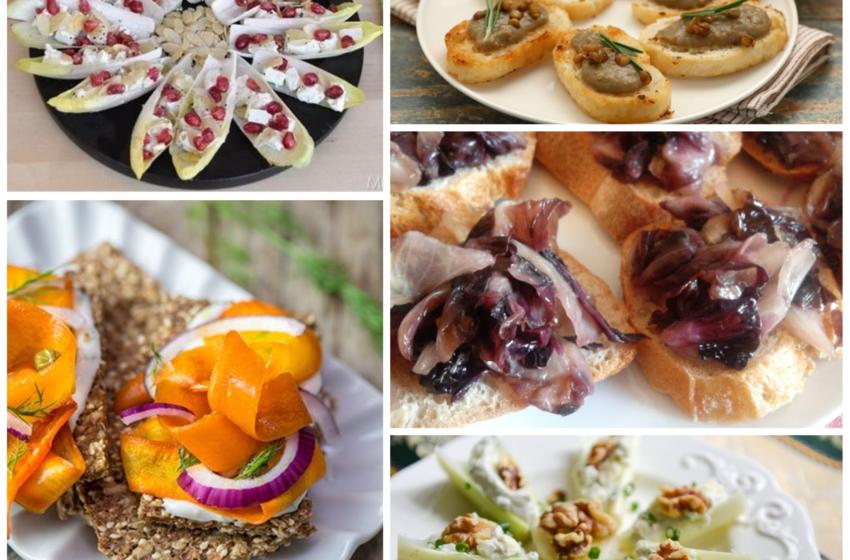 5 idee culinarie per antipasti light e sfiziosi