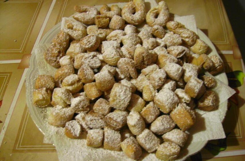 Biscotti della bisnonna (Pignolata?)