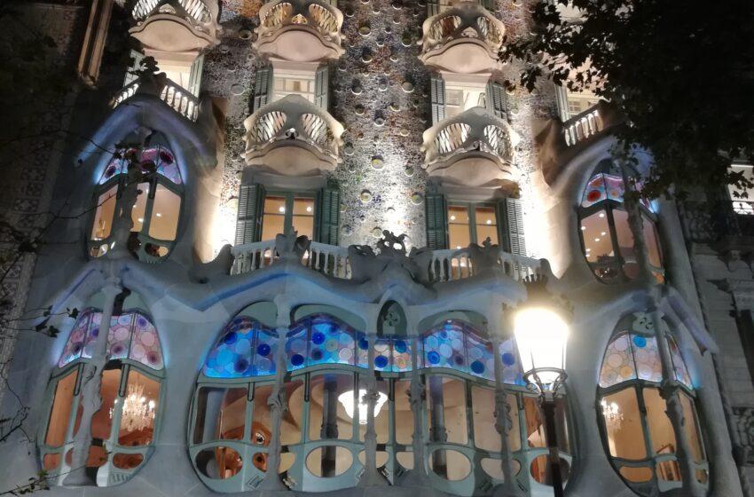 Casa Batllò – Barcellona – Spagna