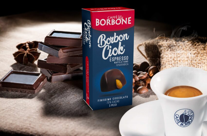 CAFFÈ BORBONE PRESENTA:BORBONCIOK