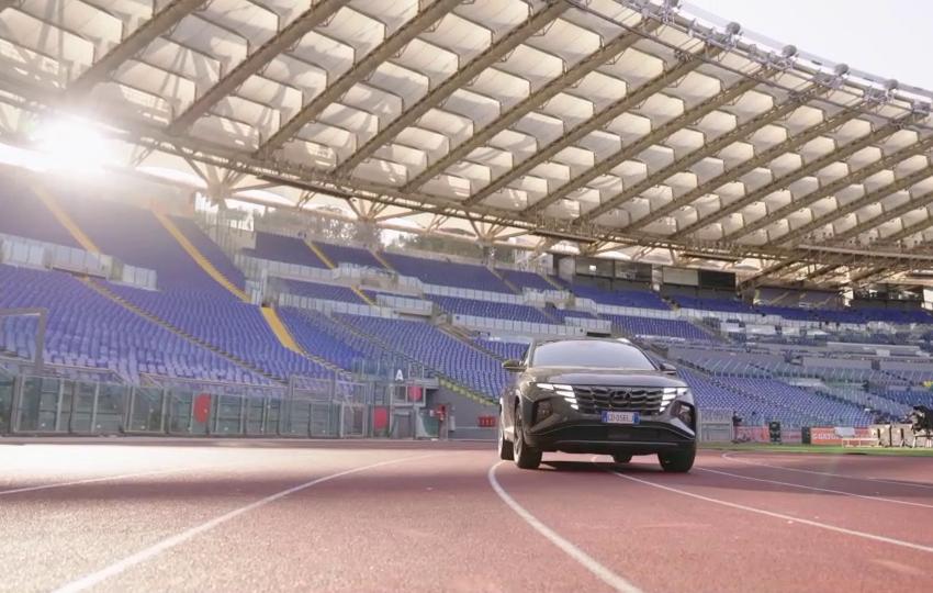 Hyundai e AS Roma riportano il calore e le voci dei tifosi allo stadio