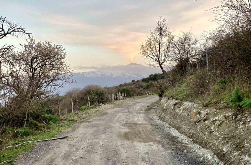 L' Etna.