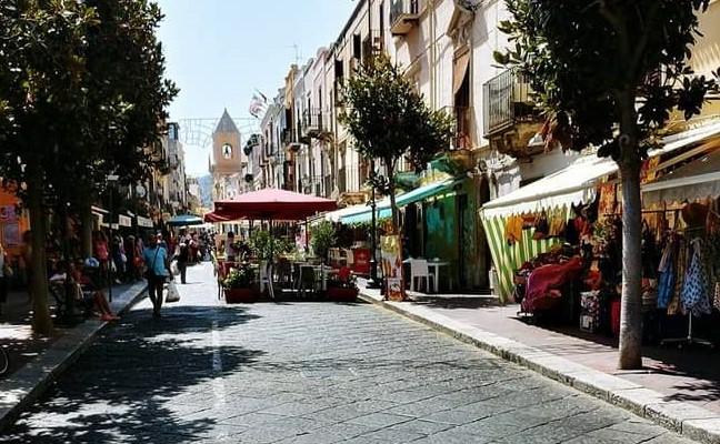 Corso principale di Lipari