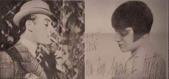 La tragica storia d'amore di Totò e Liliana