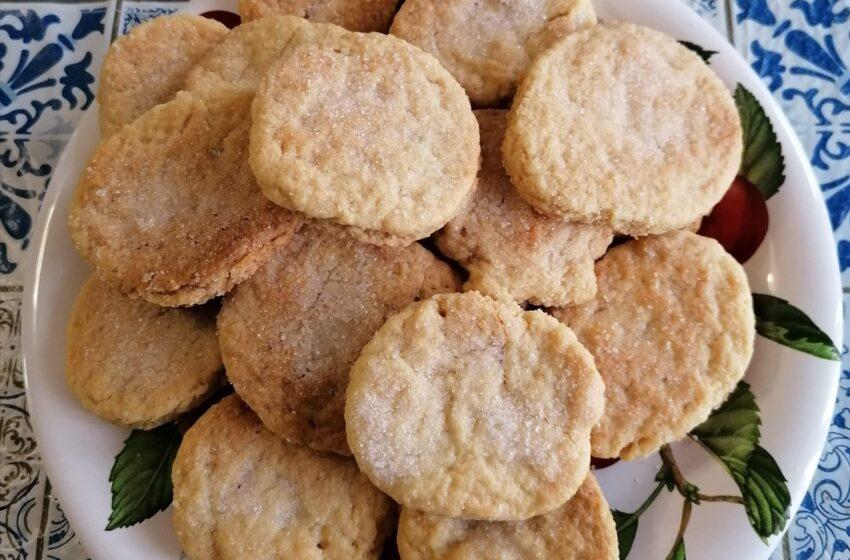 Tutti pazzi per i biscotti… al marsala o all'anice?