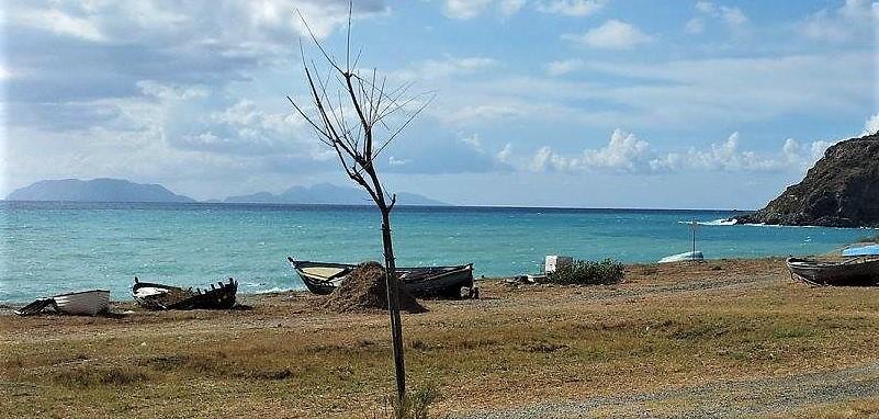 In eterno, il mare e la spiaggia