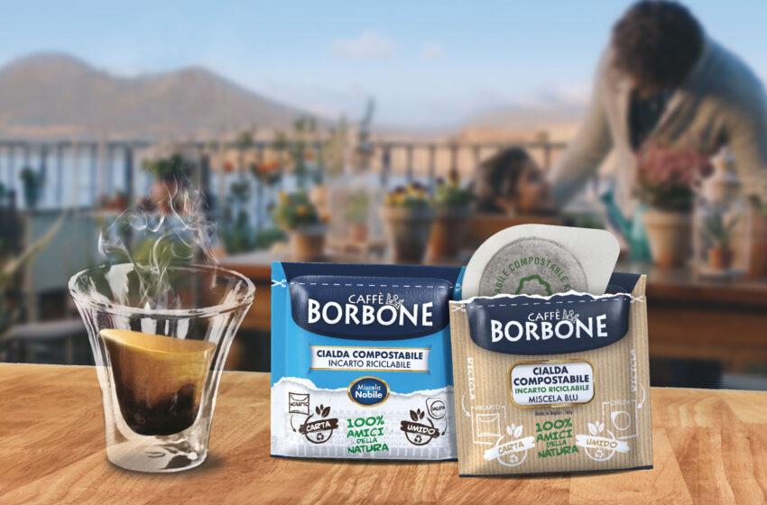Caffè Borbone firma l'espresso 100% amico della natura