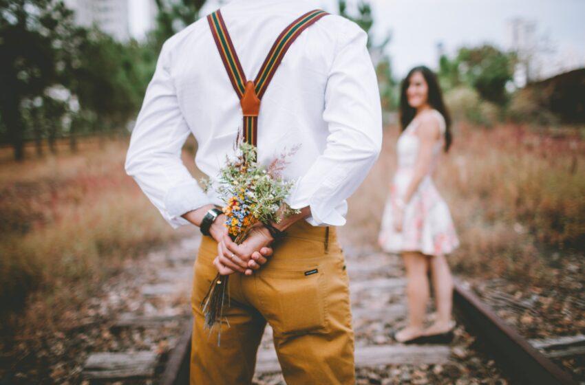 Il bouquet di fiori