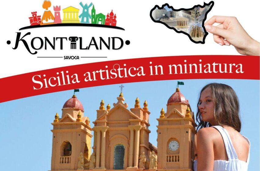 Scopri la Sicilia in miniatura