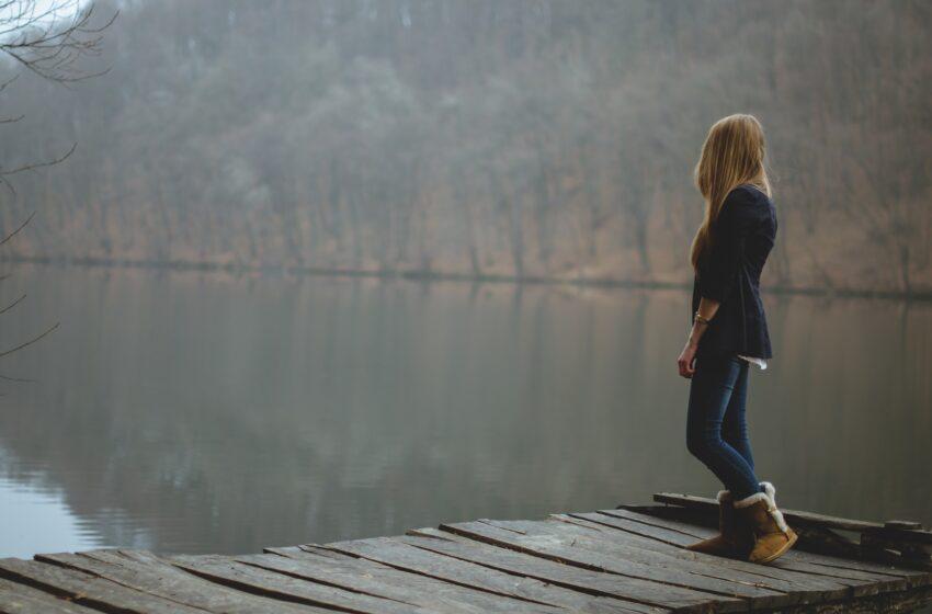 Il lago scriverà un'altra poesia
