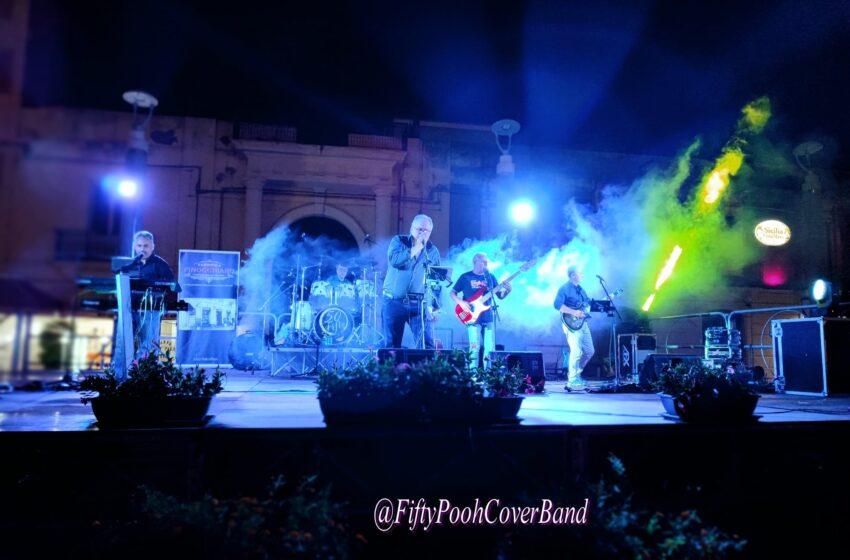 Fifty – Pooh Cover Band