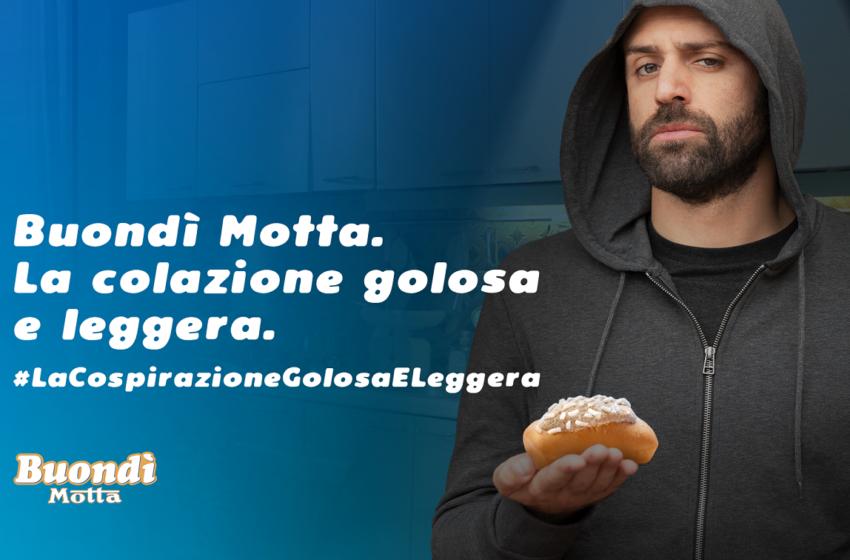Buondì Motta, on air la nuova campagna