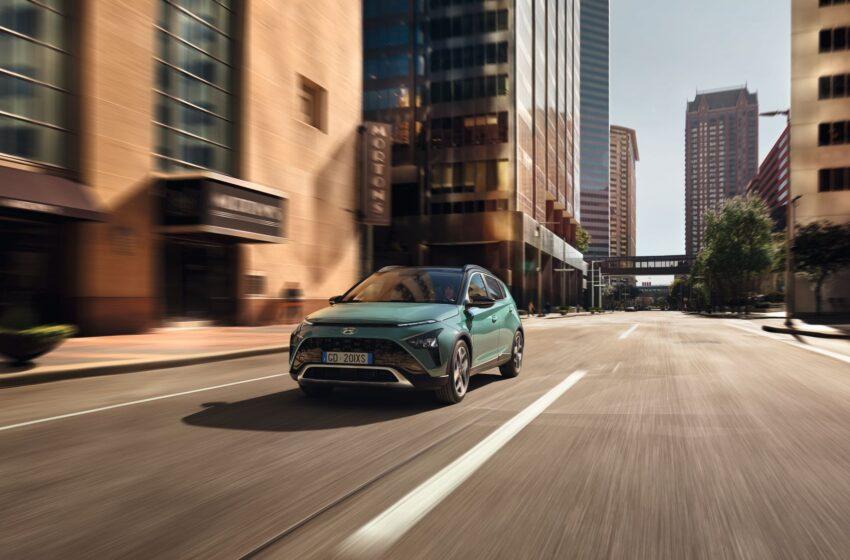 """Hyundai BAYON: nuova campagna """"Cambia Prospettiva"""